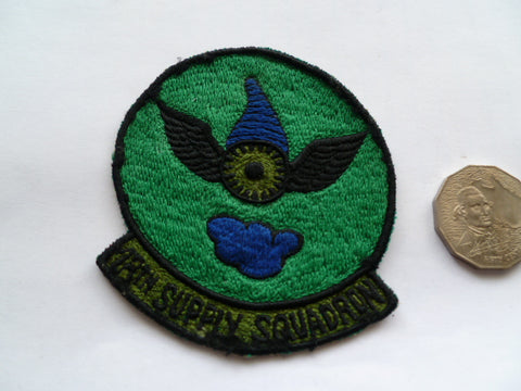 USAF 28th supply squadron local made