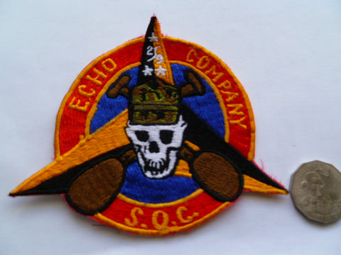 US echo co s.o.g 2/9 th local made