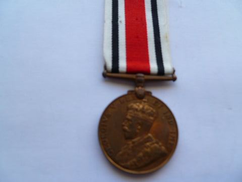 BRITAIN  geo 5th special const medal  n/t p mc farlane