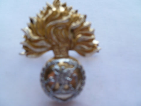 fusiliers cap badge exc anodised