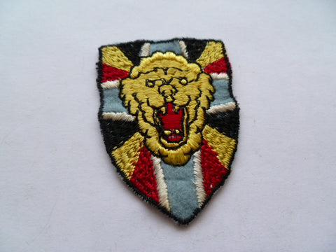 un britain patch