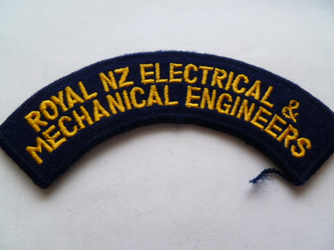 NEW ZEALAND rocker army reme
