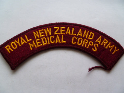 NEW ZEALAND medical corp rocker exc