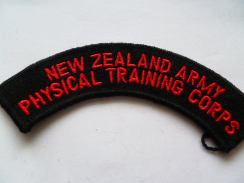 NEW ZEALAND pysical training corp rocker
