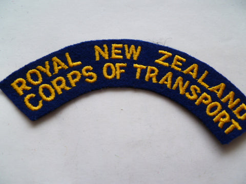 NEW ZEALAND transport corp rocker