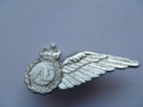 NEW ZEALAND RNZAF 1/2 wing brevet AE.............pn3346