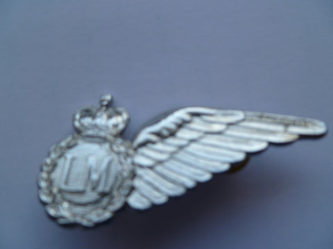 NEW ZEALAND RNZAF 1/2 wing brevet LM ..........pn3347