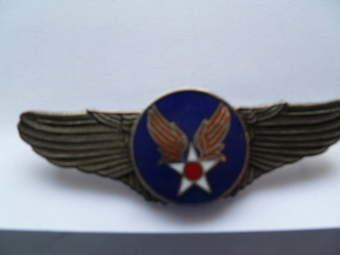 USA air force pilot wings ..............pn 3353