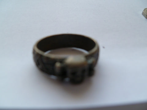 GERMAN WWII S S honour ring size 11only