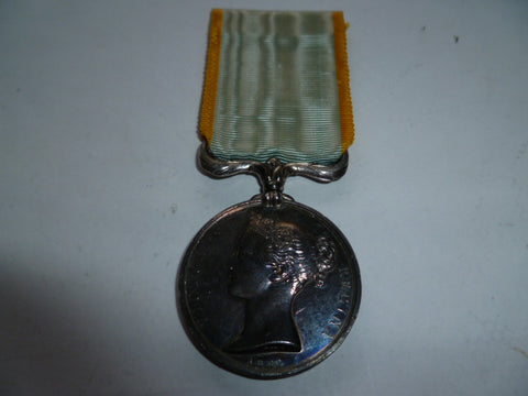 CRIMEA medal no bar unnamed as issued to french etc NEF