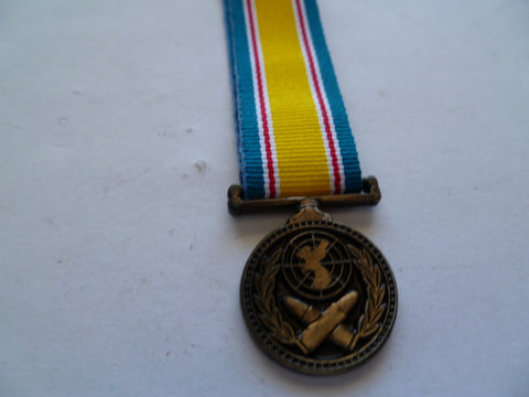 sth korea for service in korea mini medal