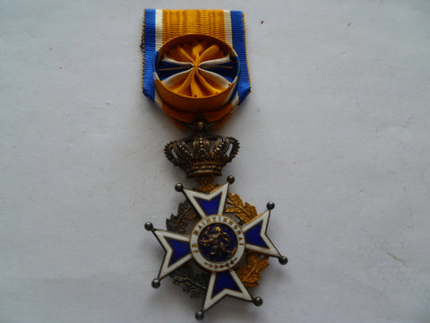 netherlands order of orange nassau officers