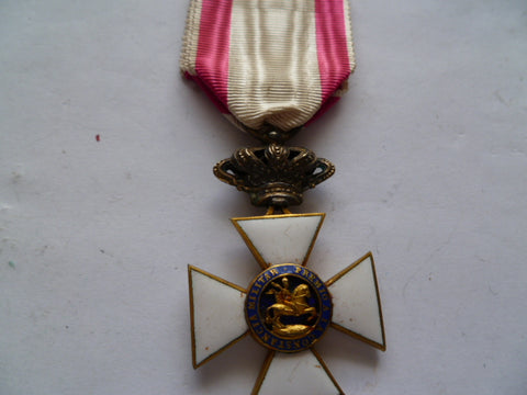 spain royal and Military Order of Saint Hermenegild