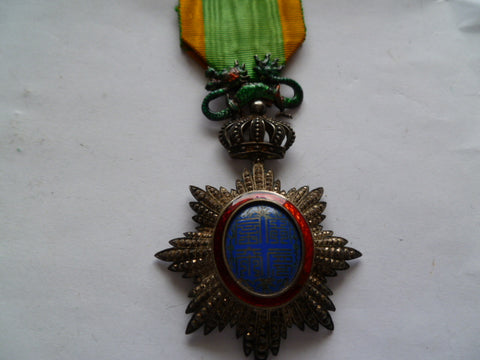 france order of the dragon of annam