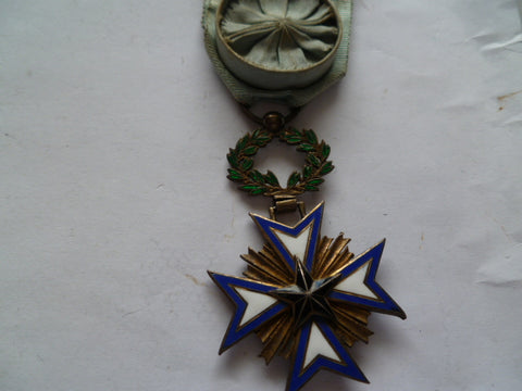 france order of the black star officers grade
