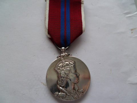 brit 1953 coronation medal