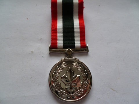 canada special service medal new stock