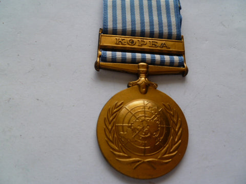 greece UN medal for korea