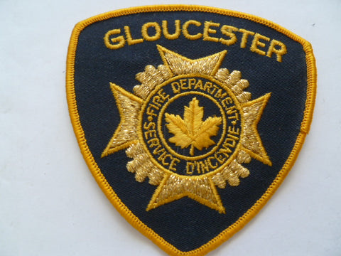 canada fire service gloucester part bullion