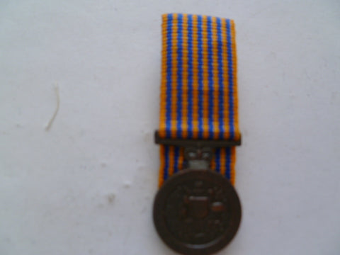 australia  national l/s  mini medal court mounted