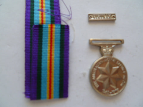 australia mini medal AASM bar vietnam govt issue