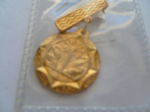 iraq mothers medalette given to saddams ladies 1983