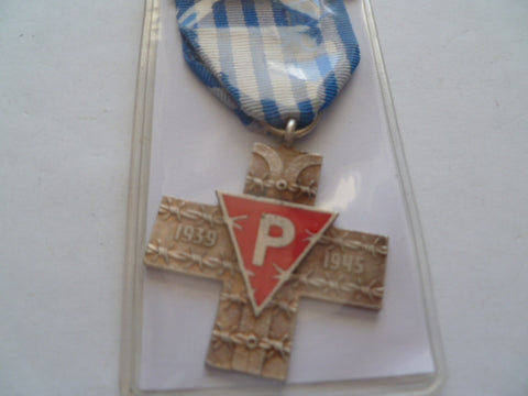 poland post russia POW etc 1939/45 PRL back