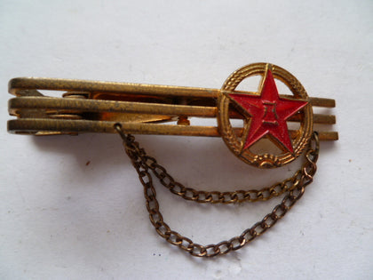 china armed forces tie bar /pin nice one