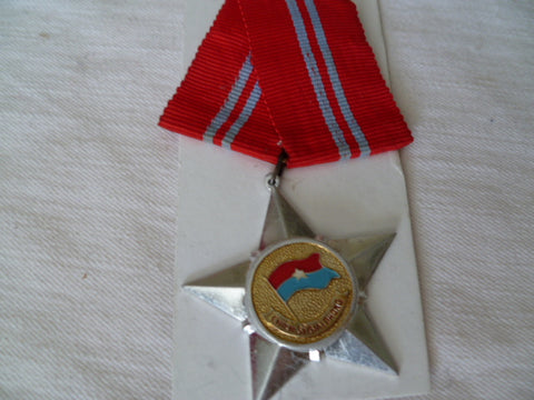 nth vietnam nva soldier of liberation medal 2nd class