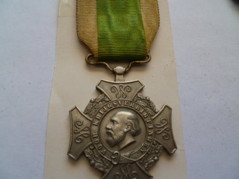 netherlands medal expeditionary cross needs ribbon