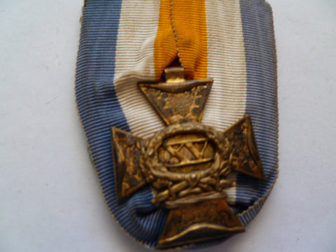 netherlands medal officers 15 year service cross