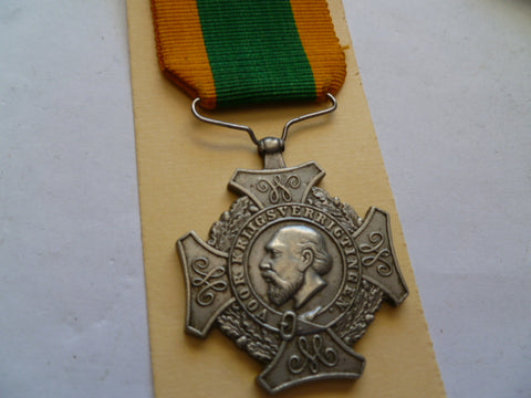 netherlands medal expeditionary cross