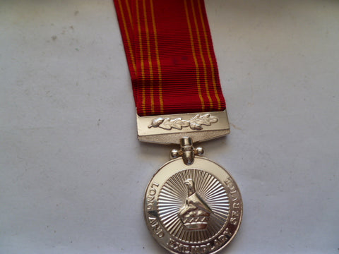 zimbabwe 15 year long service medal