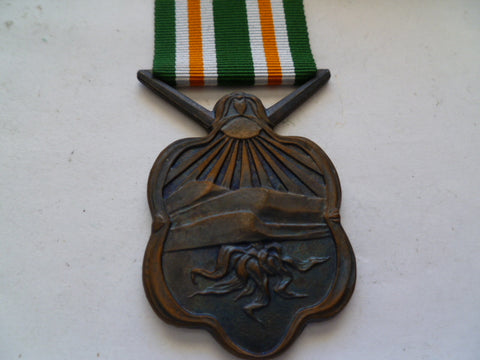s w africa police 20 year faithful service medal