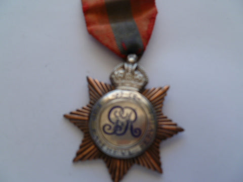brit imp service star shape geo 5th