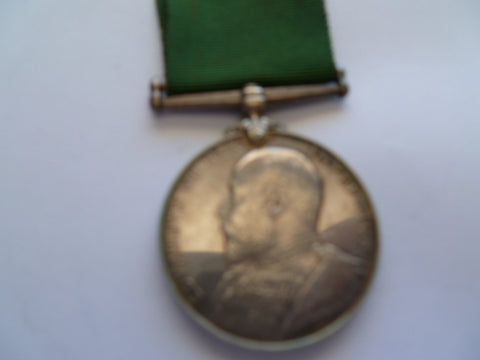brit volunteer lsgc medal EDV11 duke of cornwall light inf
