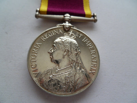 CHINA MEDAL 1900 no bar hms daphne royal marine