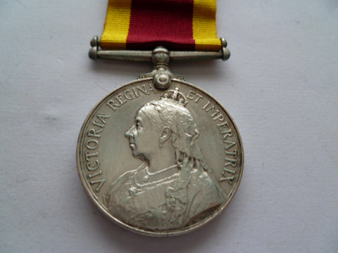 CHINA MEDAL 1900 no bar hms arethusa