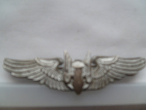usa ww2 AAC full size wing airgunner m/m moody  sterling pinback