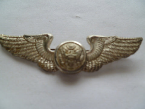 usa ww2 AAC full size wing aircrew marked m/m ludlow uk