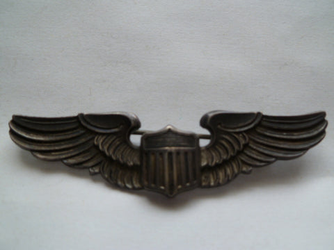 usa ww2 AAC full size wing PILOT m/m amico stg