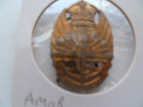 australia  general  service badge and r/t  amor ##