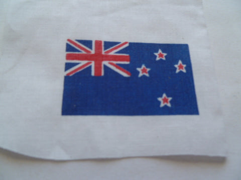 new zealand UN duties early flag