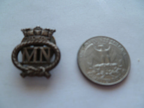 brit and c/wealth MN collar badge