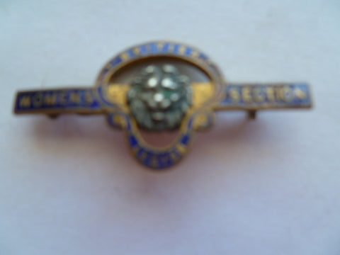 british legion womens section numbered and m/m chipped