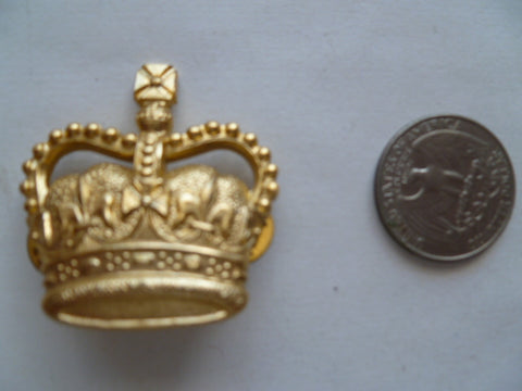australia large crown 37mm high