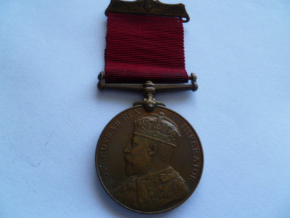 brit visit to scotland medal 1903 named to pcf walker f/s