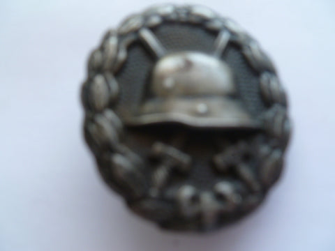 german ww1 wound BADGE BLACK nice condition
