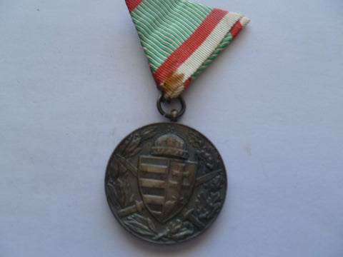 astro/hungarian ww1 medal 14/18