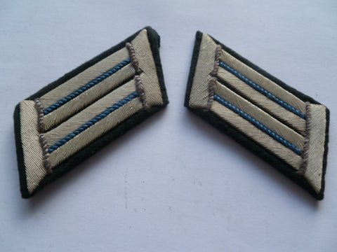 german ww2 army medical officers collar tab pair nice cond